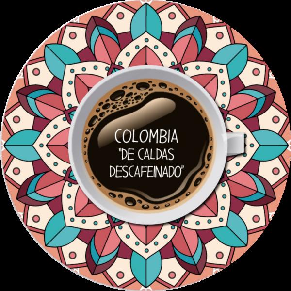 Colombia Caldas descafeinado