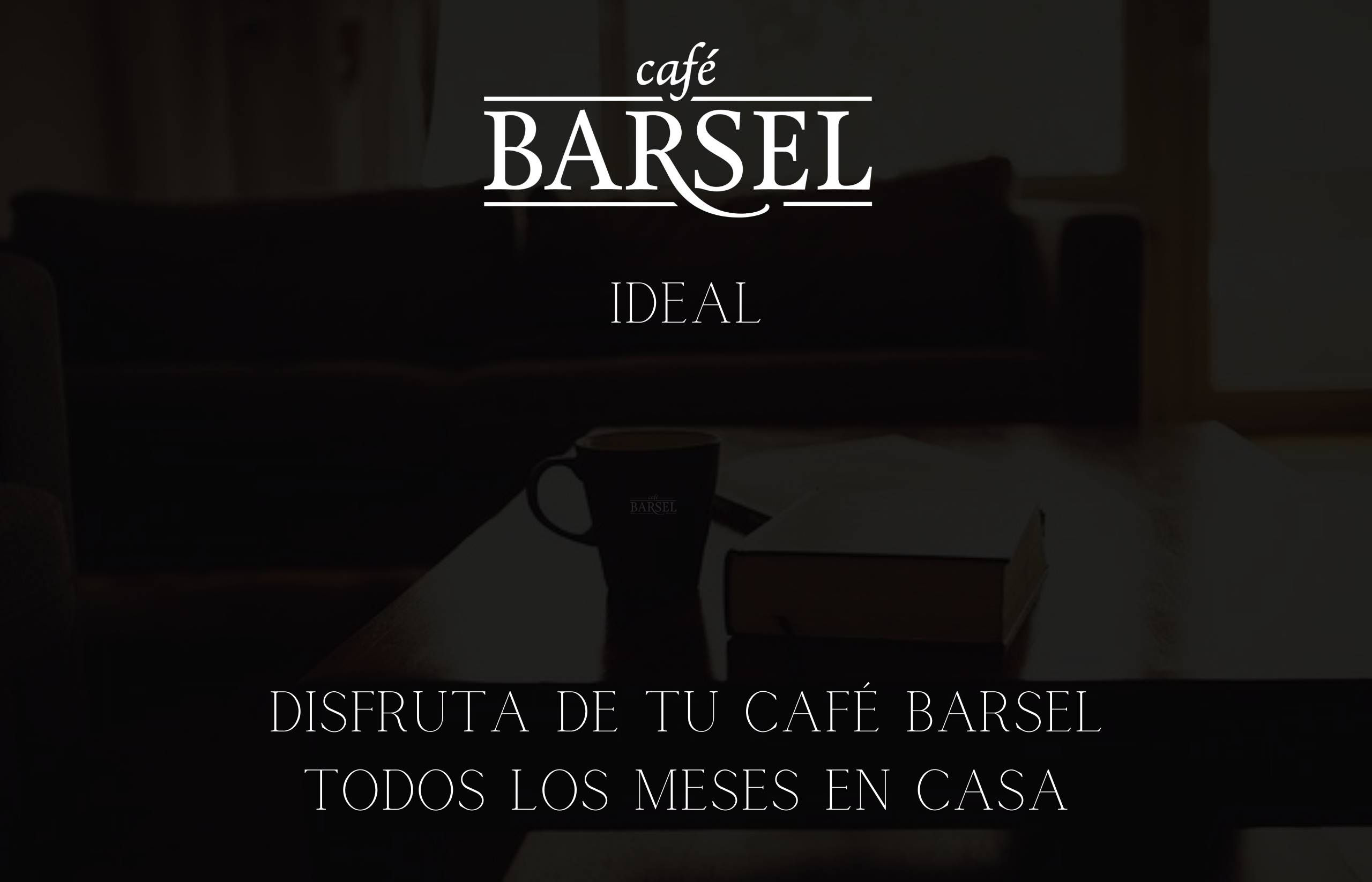 café por suscripción