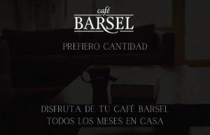 café suscripción