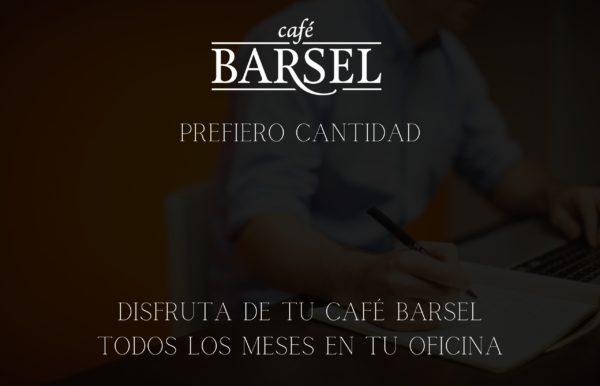 Café en oficinas